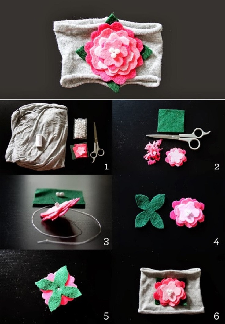 Best ideas about DIY Baby Crafts . Save or Pin Top 10 Cute DIY Baby Projects Now.
