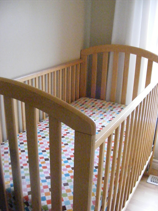 Best ideas about DIY Baby Cribs . Save or Pin Tutorial Easy DIY Crib Sheets Now.
