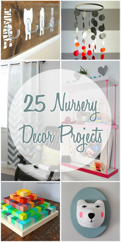 Best ideas about DIY Baby Decor . Save or Pin Remodelaholic Now.