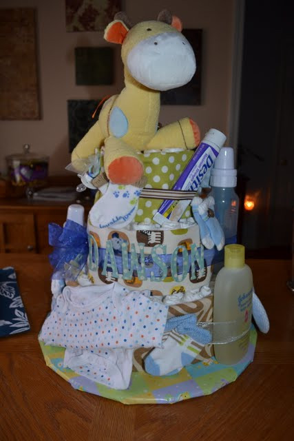 Best ideas about DIY Baby Diaper Cake . Save or Pin DIY Diaper Cake Now.