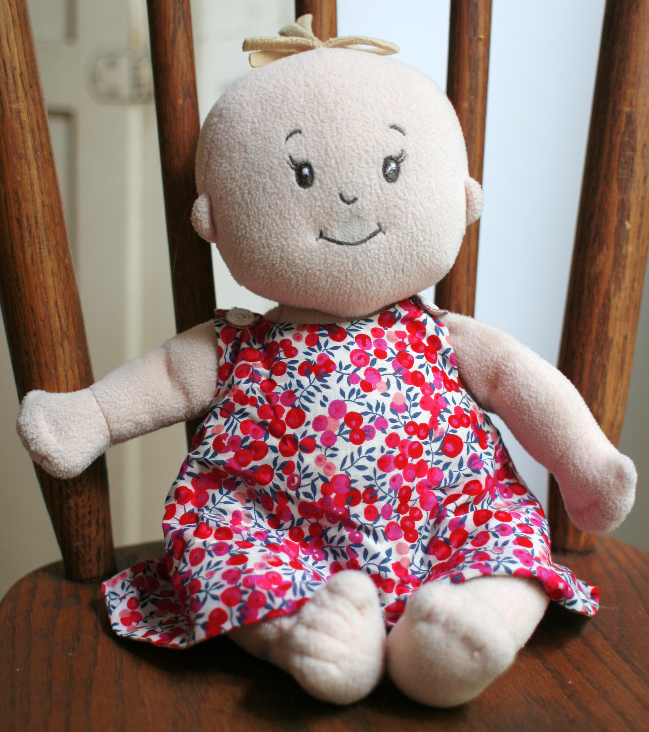 Best ideas about DIY Baby Doll . Save or Pin DIY doll clothes Now.