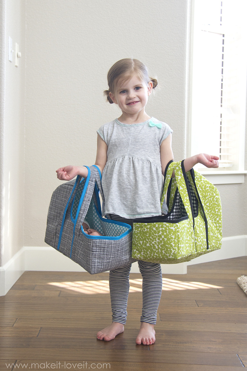 Best ideas about DIY Baby Doll Carrier . Save or Pin Fabric Baby Doll Basket 3 patterns to GIVE AWAY Now.