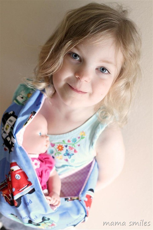 Best ideas about DIY Baby Doll Carrier . Save or Pin Baby Doll Carrier Tutorial mama smiles Now.