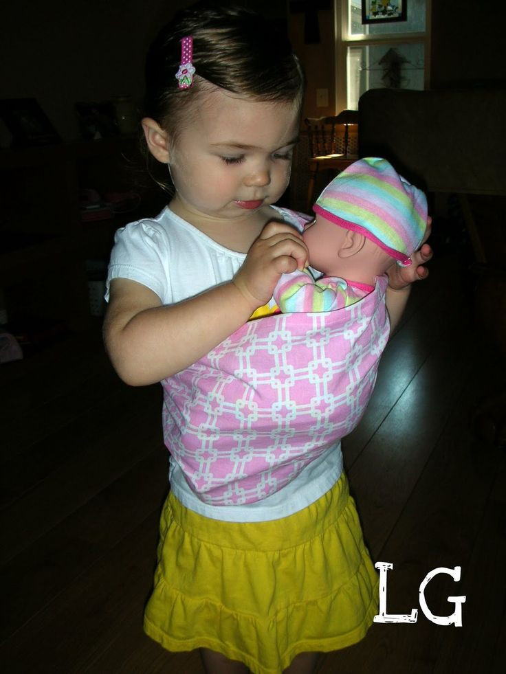 Best ideas about DIY Baby Doll Carrier . Save or Pin Baby Doll Sling This could be so fascinating prepare to Now.