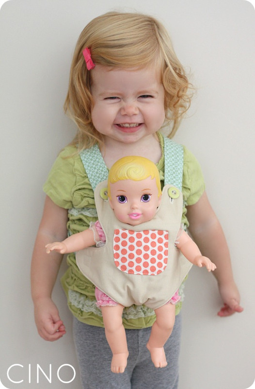 Best ideas about DIY Baby Doll Carrier . Save or Pin bear doll carriers Now.