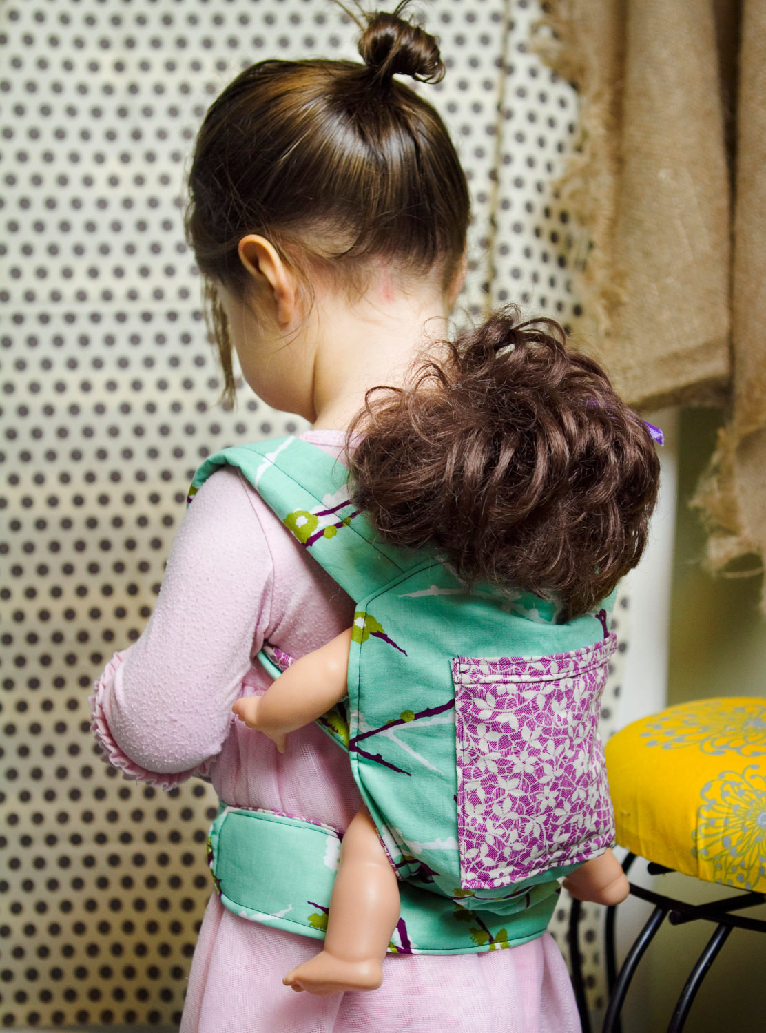 Best ideas about DIY Baby Doll Carrier . Save or Pin Baby Doll Carrier PDF Pattern Now.
