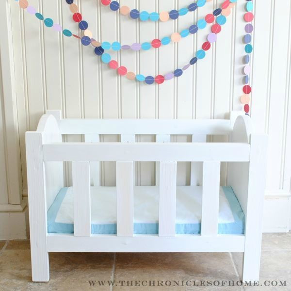 Best ideas about DIY Baby Doll Crib . Save or Pin DIY Doll Crib Now.