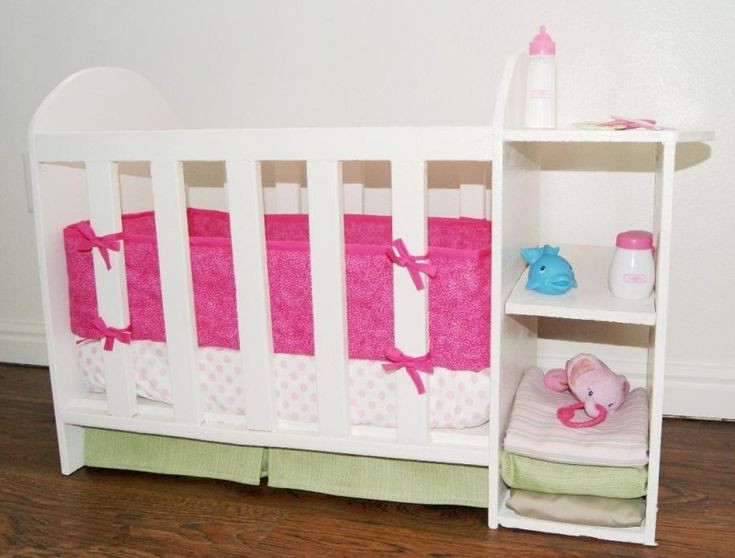 Best ideas about DIY Baby Doll Crib . Save or Pin 1000 images about Doll Furniture on Pinterest Now.