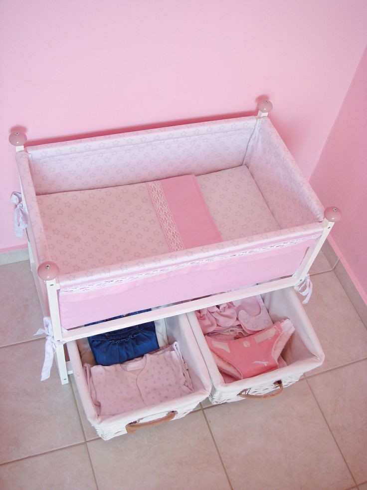 Best ideas about DIY Baby Doll Crib . Save or Pin 17 best images about Baby Doll Nursery on Pinterest Now.