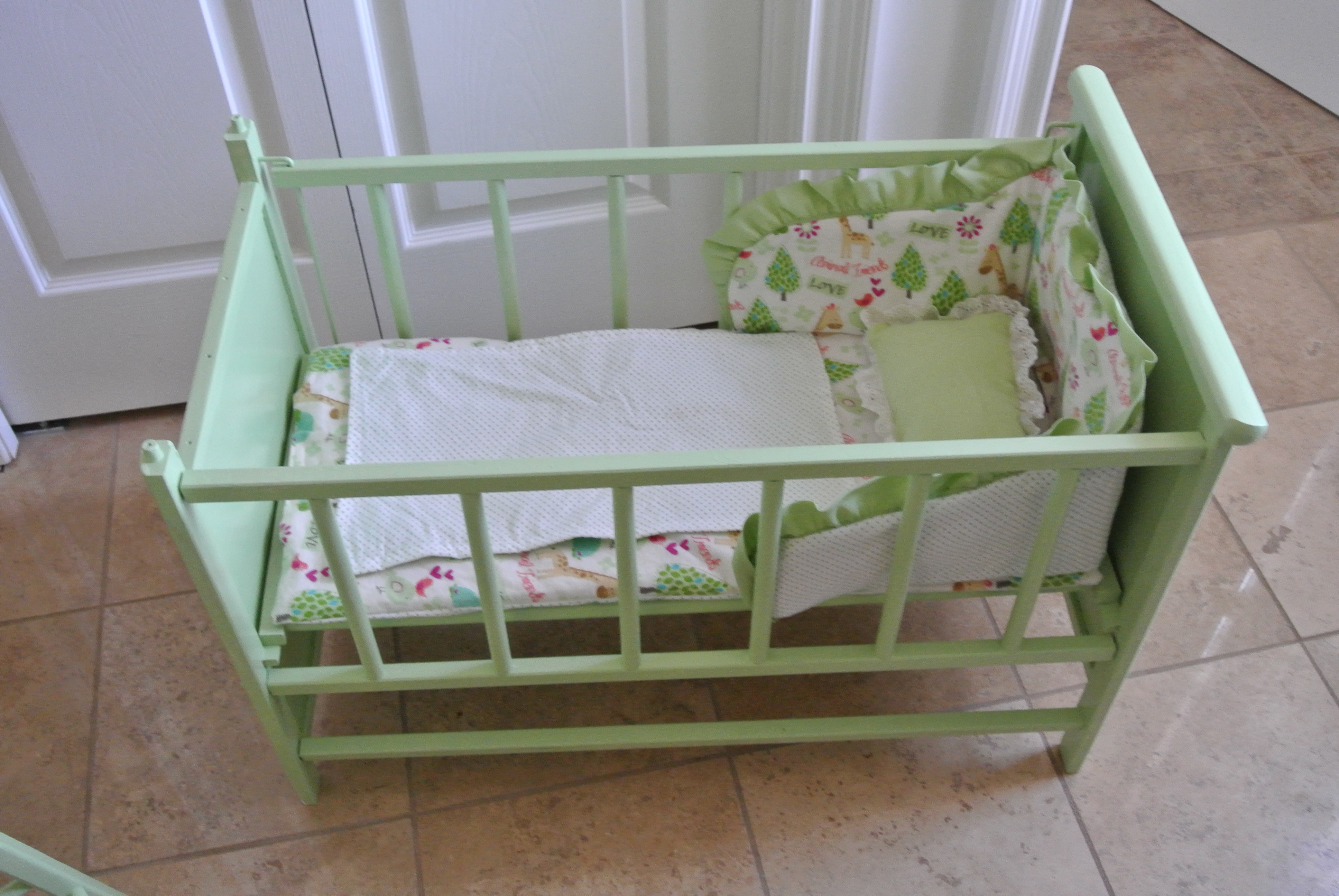 Best ideas about DIY Baby Doll Crib . Save or Pin DIY Baby Doll Bedding and Diaper Bags Now.