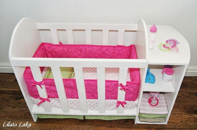 Best ideas about DIY Baby Doll Crib . Save or Pin The 25 best Baby doll crib ideas on Pinterest Now.