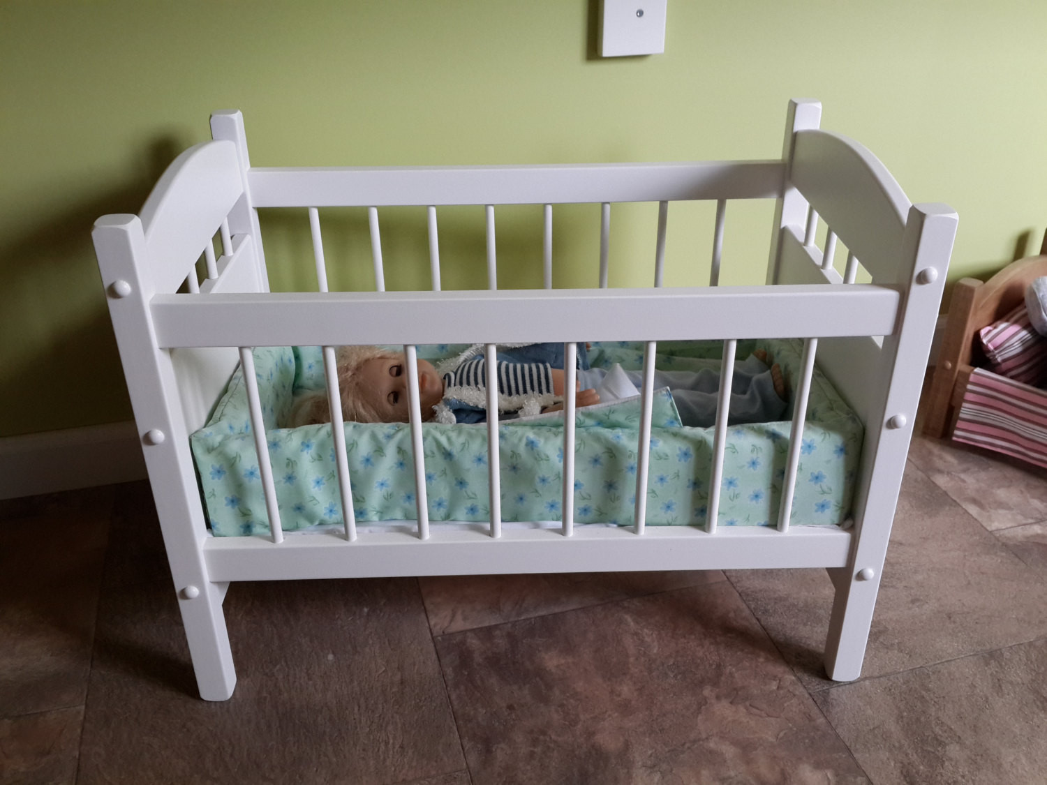 Best ideas about DIY Baby Doll Crib . Save or Pin Ideas DIY Baby Doll Cribs With Free Easy Plans — Kastav Now.