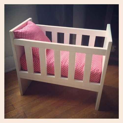 Best ideas about DIY Baby Doll Crib . Save or Pin Posts Homemade and Babies on Pinterest Now.