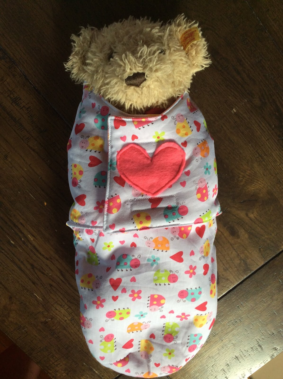 Best ideas about DIY Baby Doll . Save or Pin Riches & Roses Handmade for Kids Baby Doll Swaddle Now.