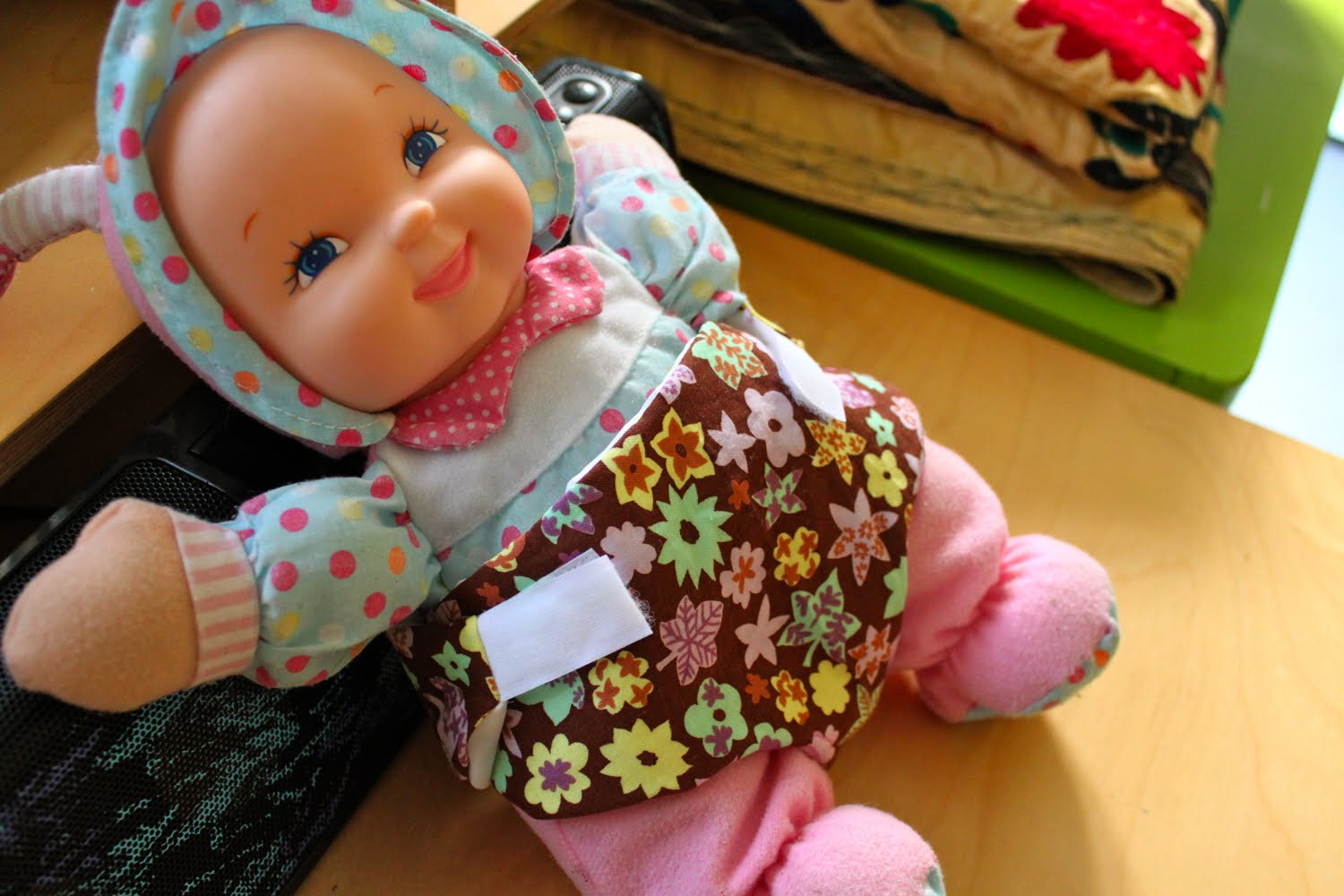 Best ideas about DIY Baby Doll . Save or Pin DIY Doll Diapers Now.