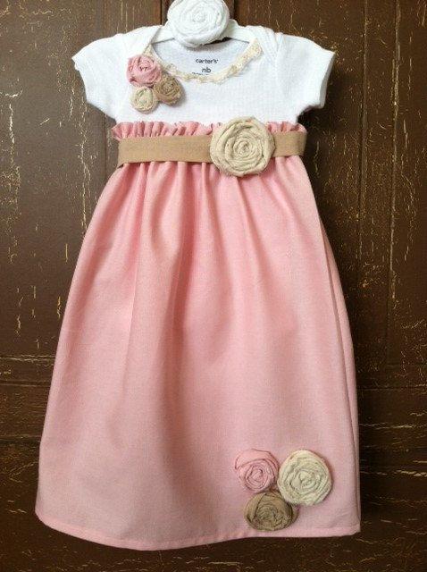 Best ideas about DIY Baby Dress . Save or Pin Best 25 esie dress ideas on Pinterest Now.