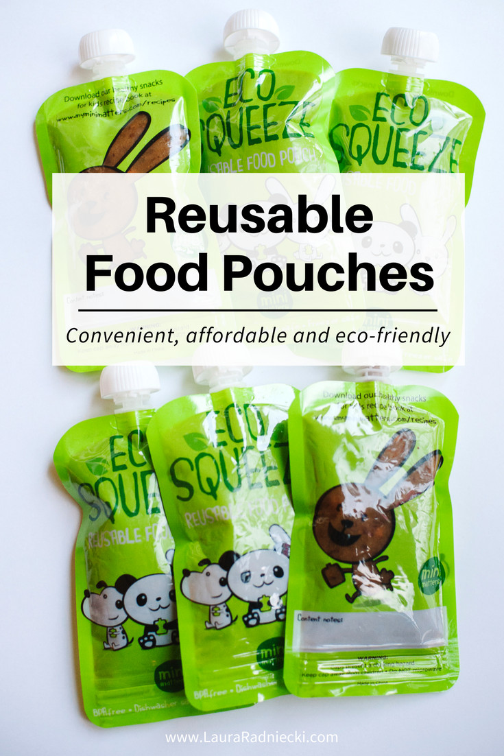 Best ideas about DIY Baby Food Pouch . Save or Pin How to Make Reusable Food Pouches with Homemade Baby Food Now.