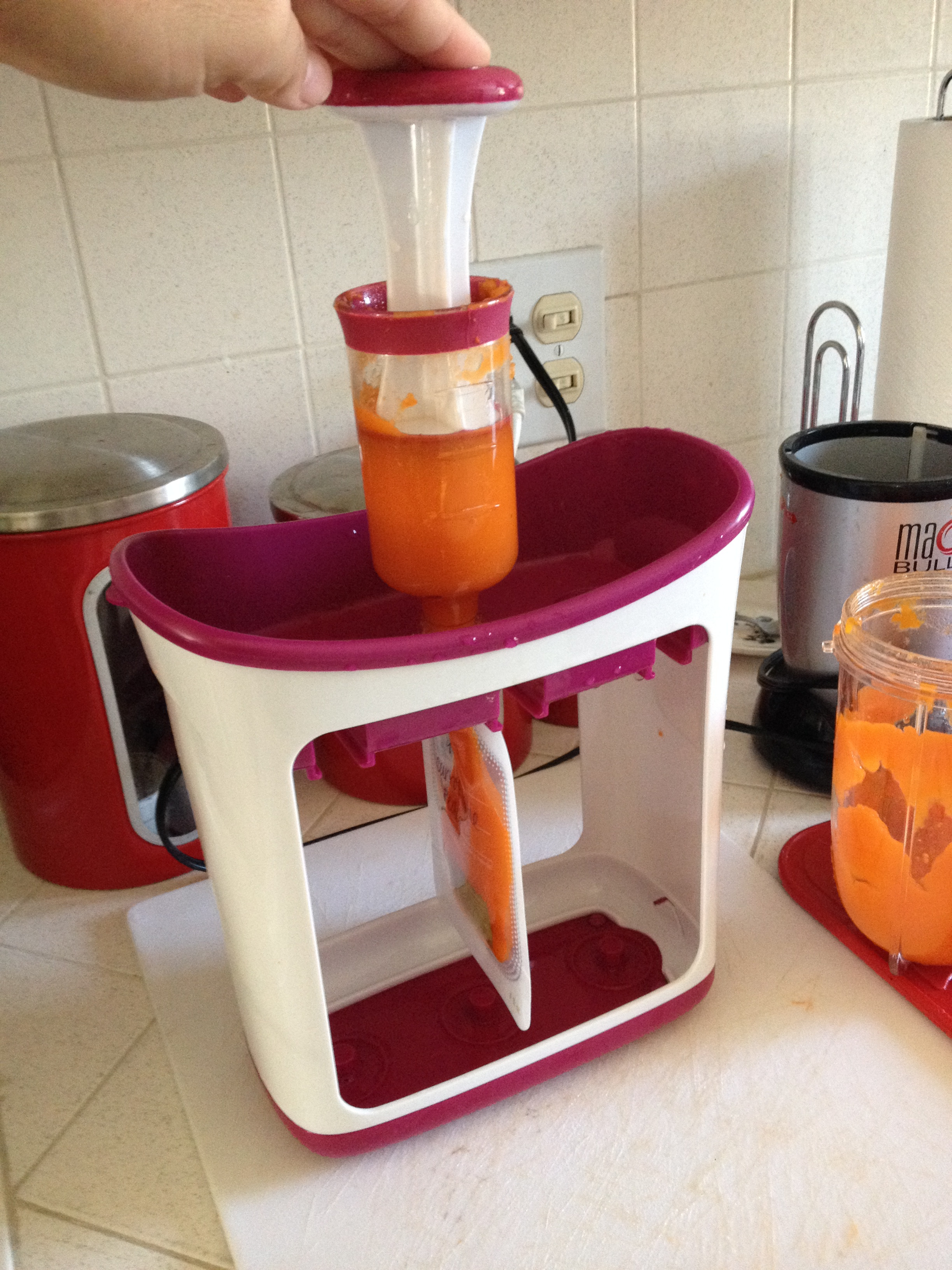 Best ideas about DIY Baby Food Pouch . Save or Pin Monday Mash Up DIY Baby Food Pouches – OopsiBaby Now.