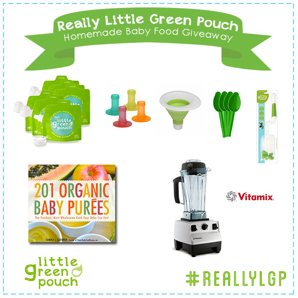 Best ideas about DIY Baby Food Pouches . Save or Pin DIY Baby Food Vitamix Give away Now.