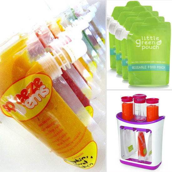 Best ideas about DIY Baby Food Pouches . Save or Pin Squeezable Pouches For Homemade Baby Food Now.