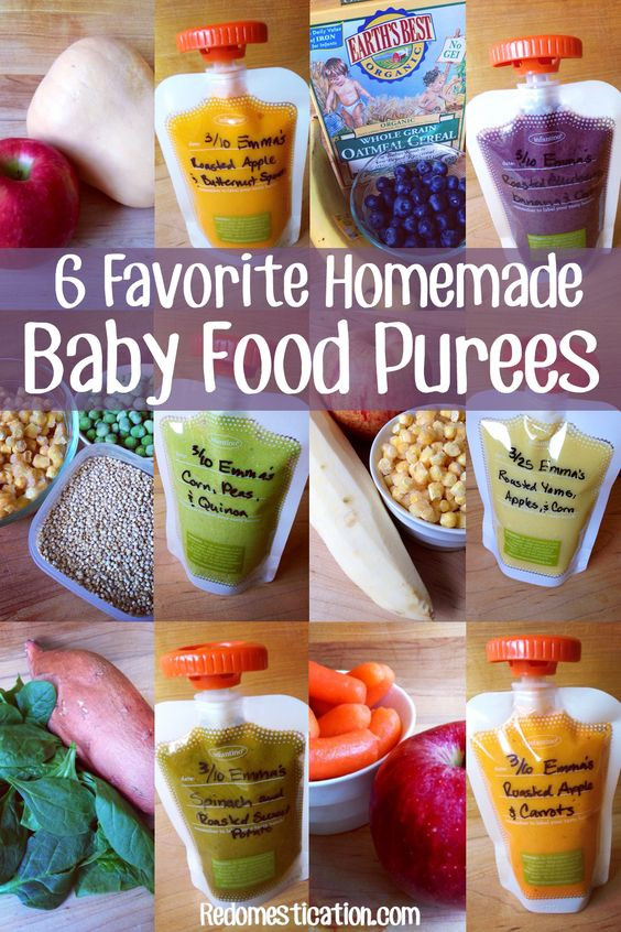 Best ideas about DIY Baby Food Pouches . Save or Pin Homemade Homemade baby foods and Recipes on Pinterest Now.