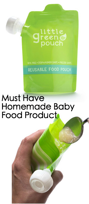 Best ideas about DIY Baby Food Pouches . Save or Pin Reusable Pouch Review from Little Green Pouch A Homemade Now.