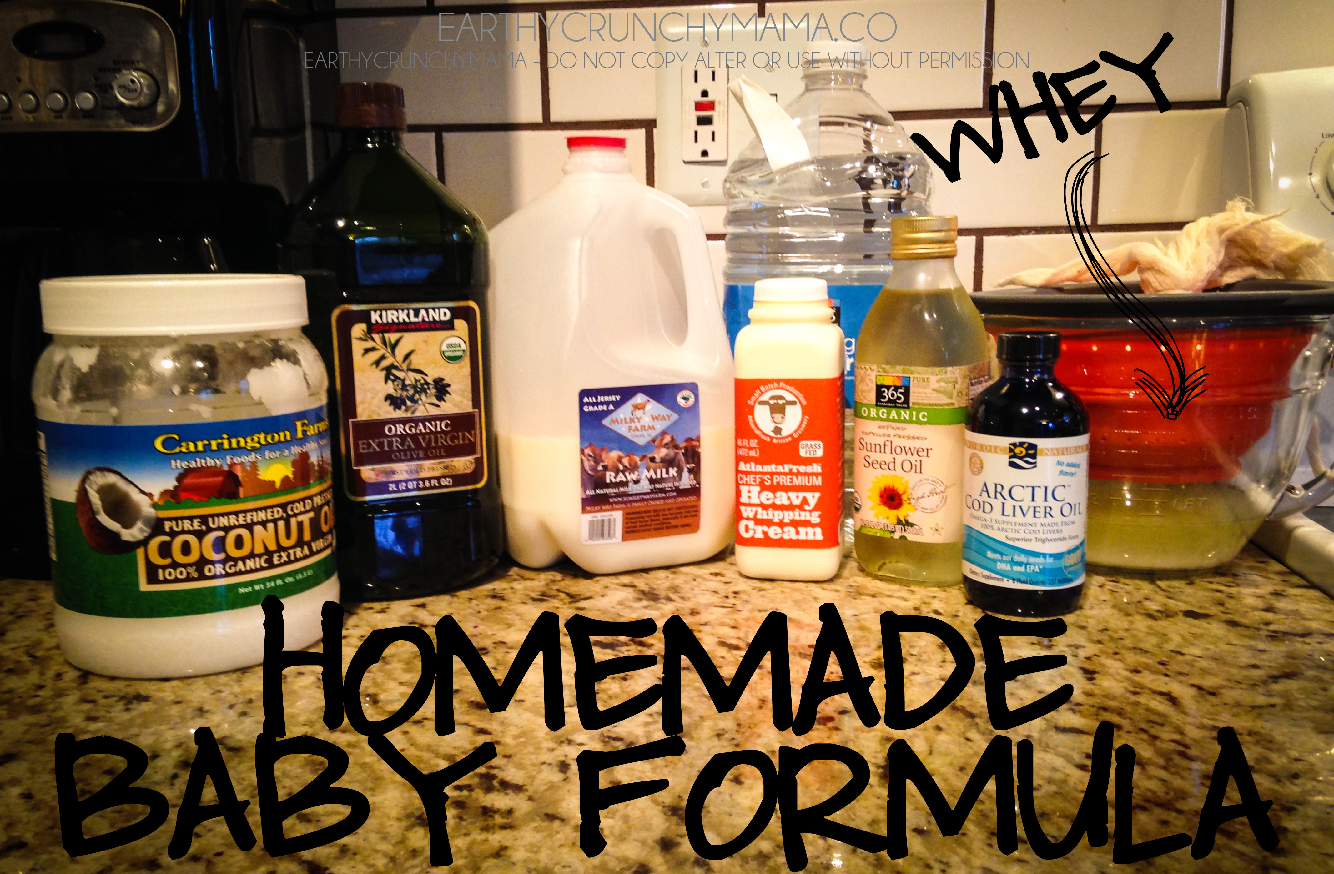 Best ideas about DIY Baby Formula . Save or Pin Why I Chose Homemade Formula – And Why You Should Too Now.