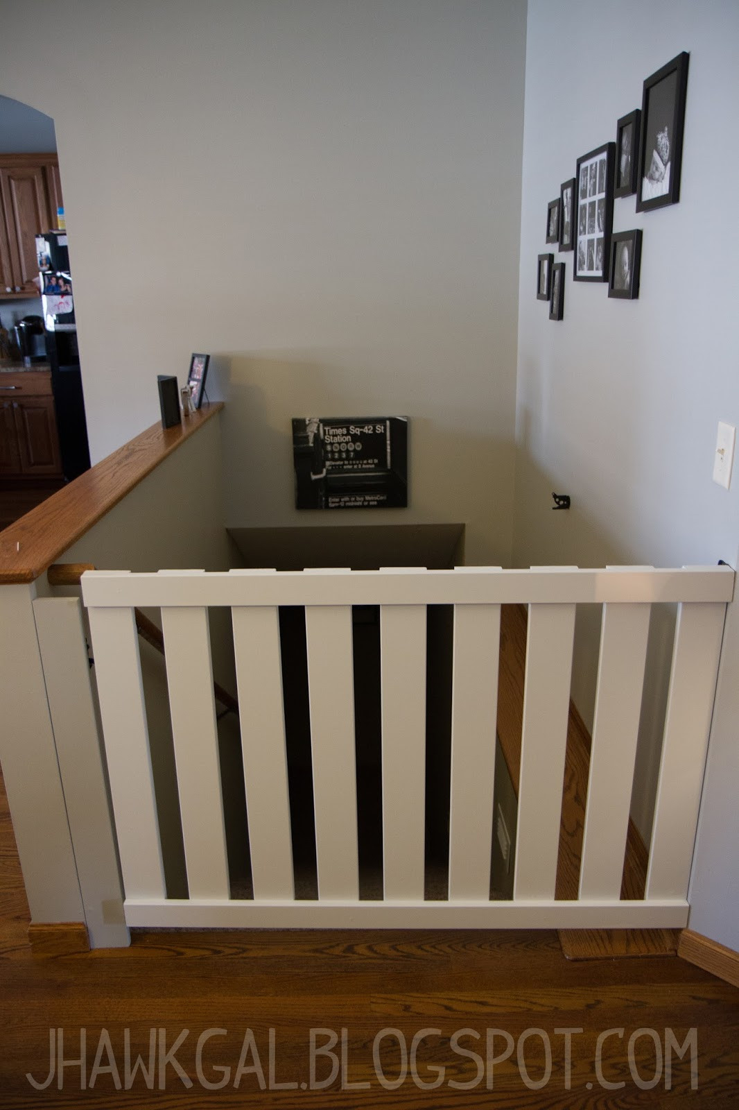 Best ideas about DIY Baby Gates . Save or Pin a day in the life DIY Baby Gate Now.