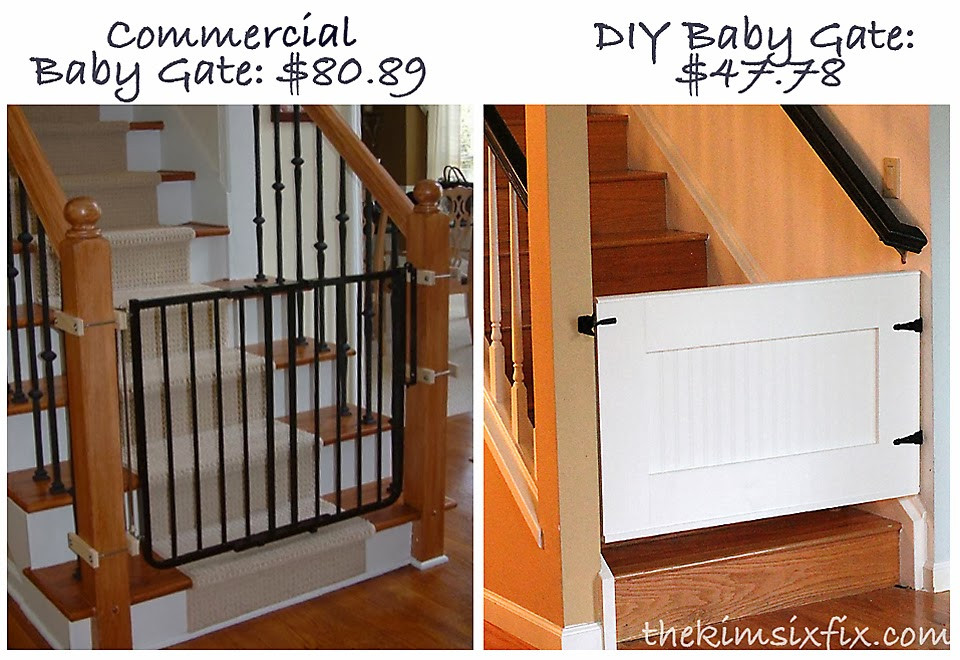 Best ideas about DIY Baby Gates . Save or Pin mercial gate available here Now.