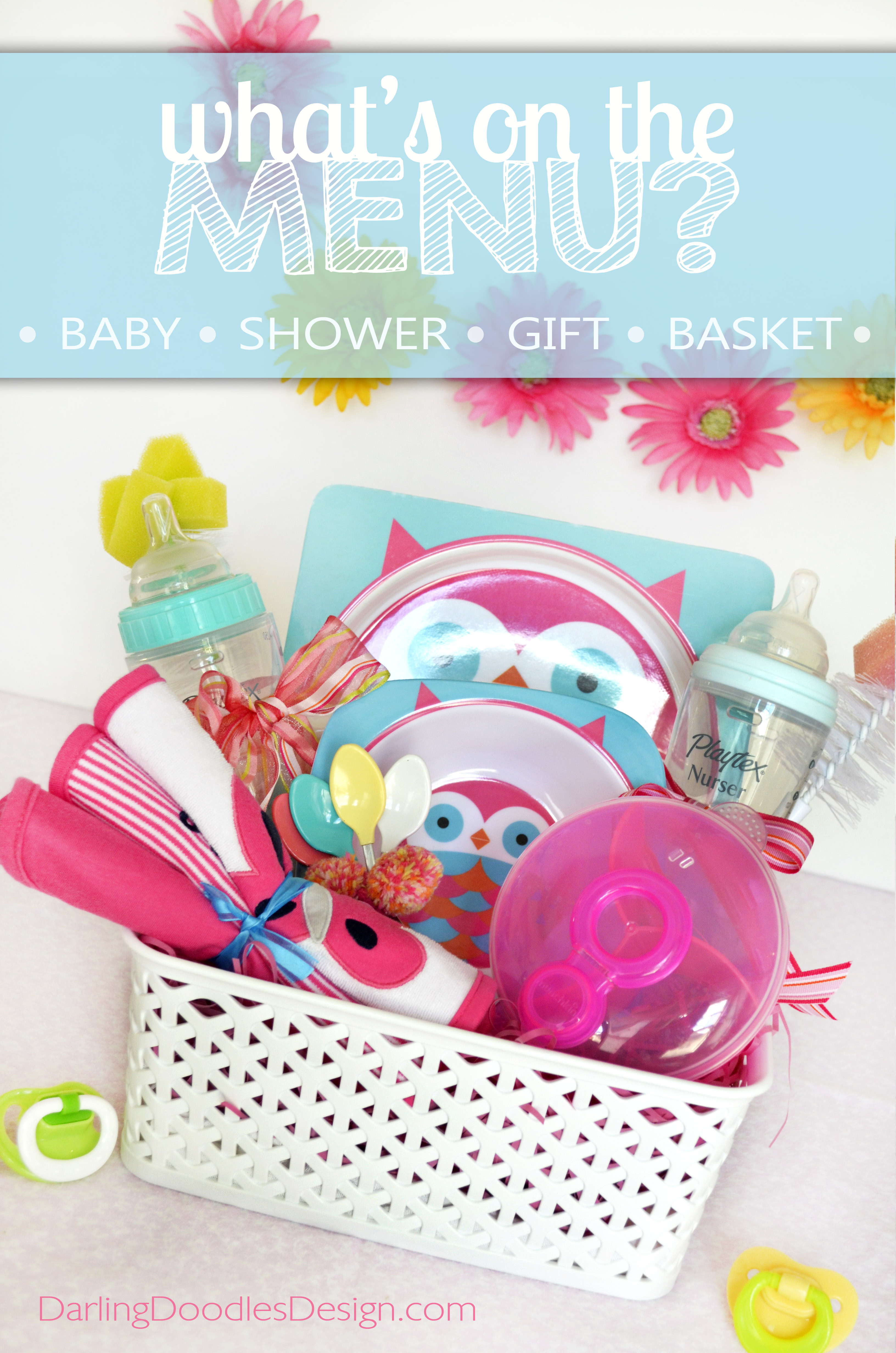 Best ideas about DIY Baby Gift Basket . Save or Pin Baby Shower Now.