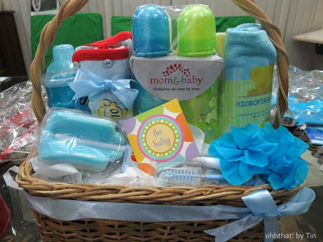 Best ideas about DIY Baby Gift Basket . Save or Pin Ohhthat by Tin DIY Baby Shower Gift Basket Now.
