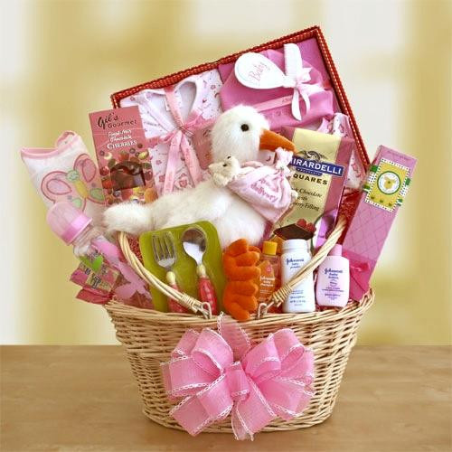 Best ideas about DIY Baby Gift Basket . Save or Pin 90 Lovely DIY Baby Shower Baskets for Presenting Homemade Now.
