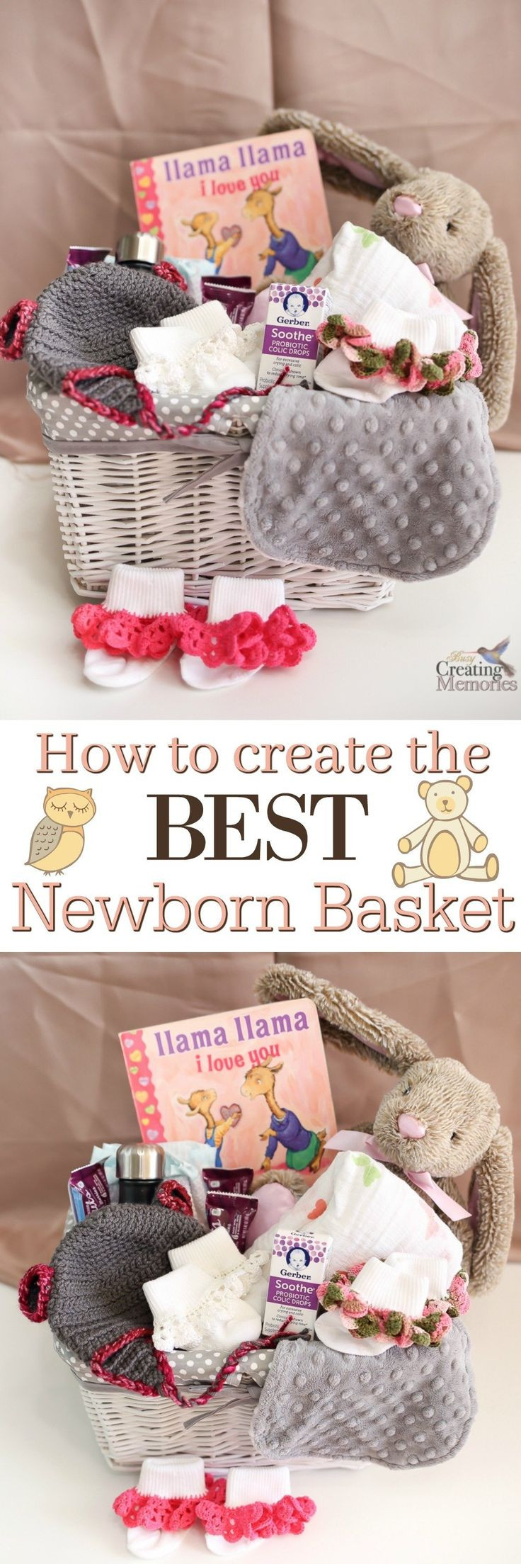 Best ideas about DIY Baby Gift Baskets . Save or Pin Best Baby t baskets ideas on Pinterest Now.