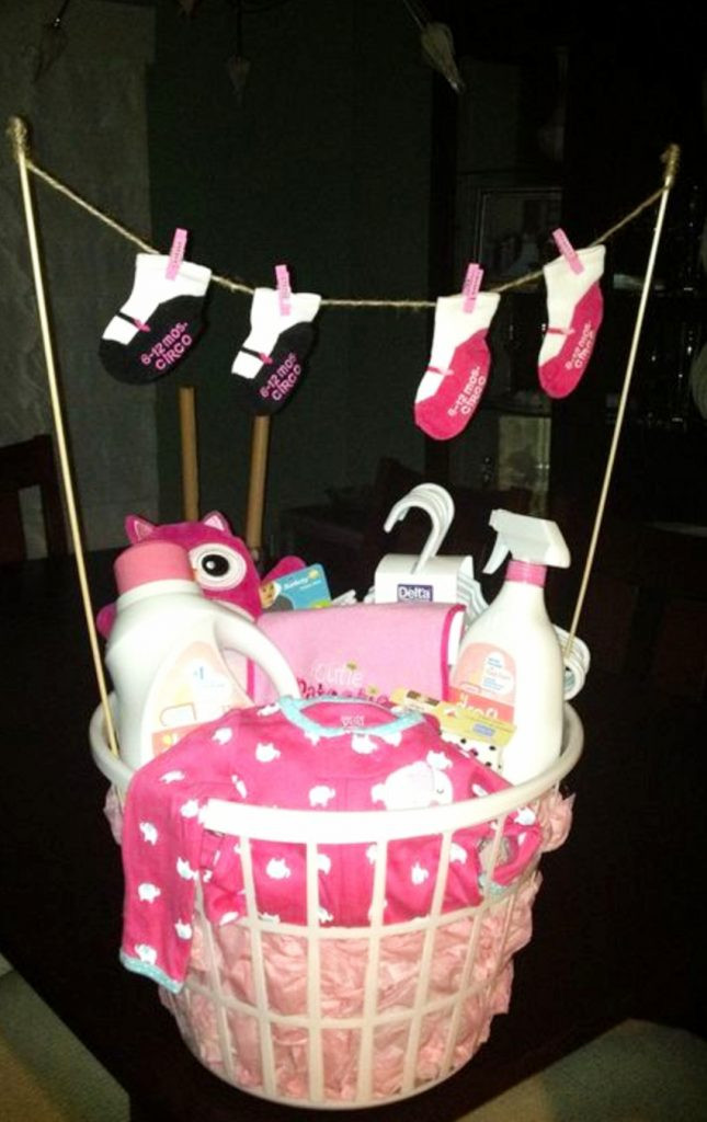Best ideas about DIY Baby Girl Gifts . Save or Pin 28 Affordable & Cheap Baby Shower Gift Ideas For Those on Now.