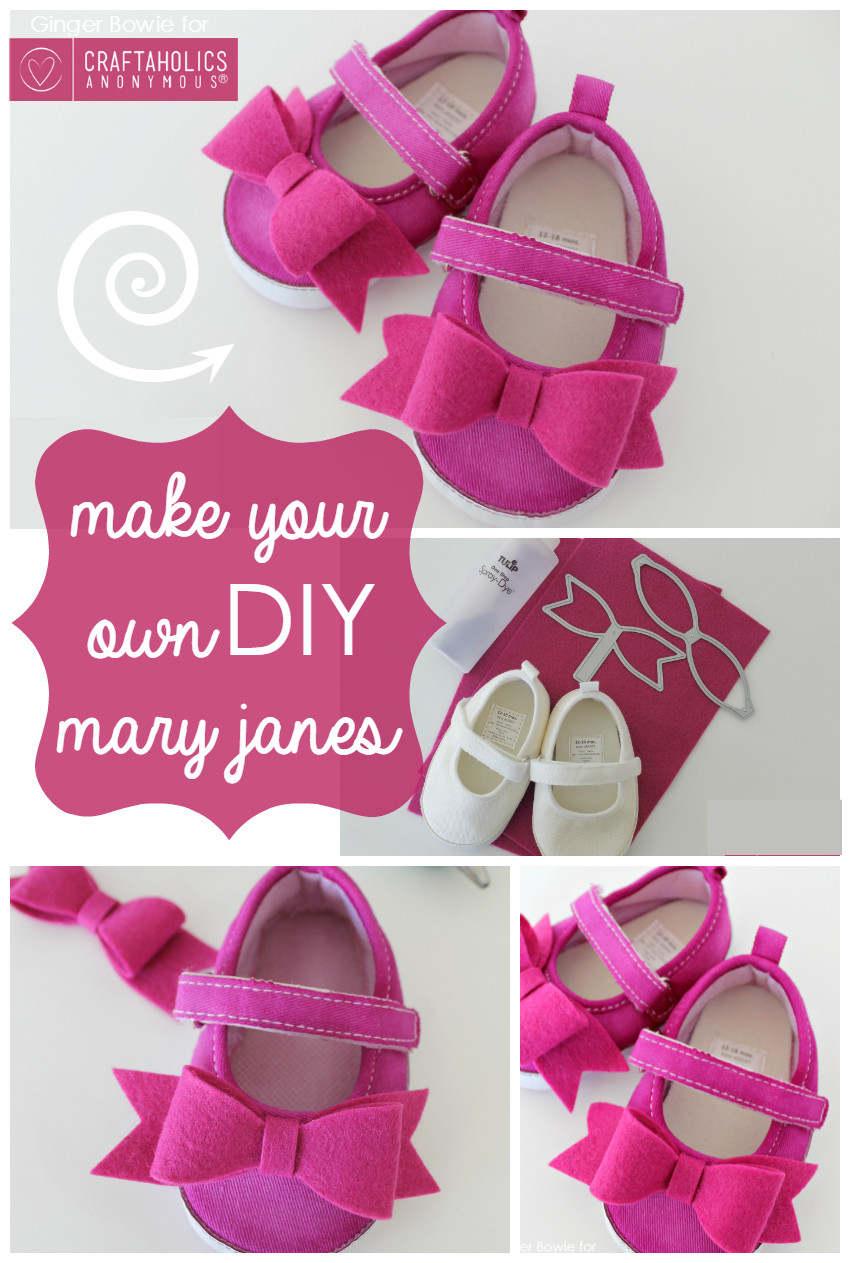 Best ideas about DIY Baby Girl Gifts . Save or Pin Craftaholics Anonymous Now.