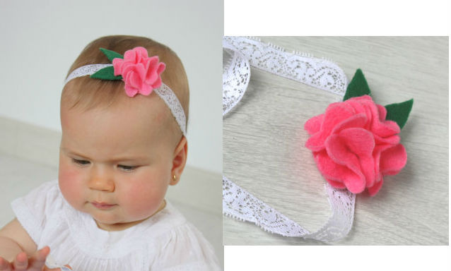 Best ideas about DIY Baby Girl Headband . Save or Pin DIY Baby Headbands Now.