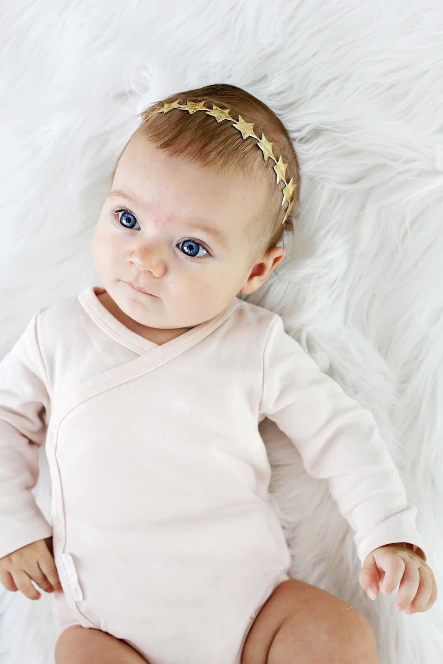Best ideas about DIY Baby Girl Headband . Save or Pin Baby Headband DIY 3 Ways and No Sew A Beautiful Mess Now.