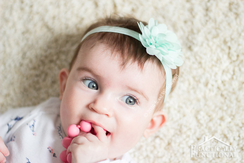 Best ideas about DIY Baby Girl Headband . Save or Pin DIY No Sew Baby Flower Headbands Now.