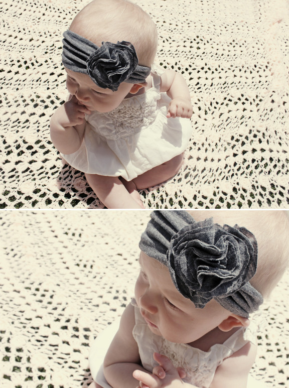 Best ideas about DIY Baby Girl Headband . Save or Pin Kelli Murray Now.