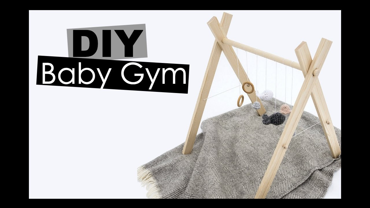Best ideas about DIY Baby Gym . Save or Pin DIY Now.