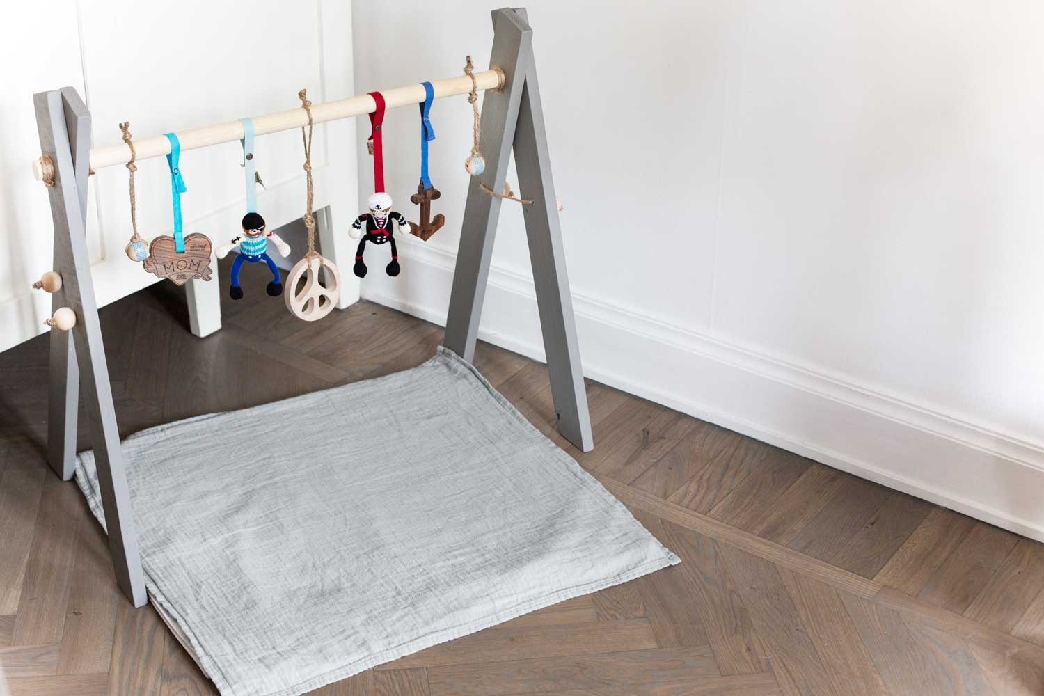 Best ideas about DIY Baby Gym . Save or Pin Make it last — DIY baby gym Now.