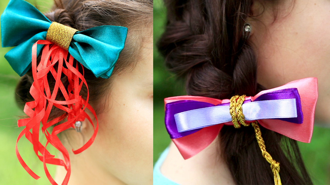 Best ideas about DIY Baby Hair Bows . Save or Pin DIY Disney Baby Hair Bows Now.