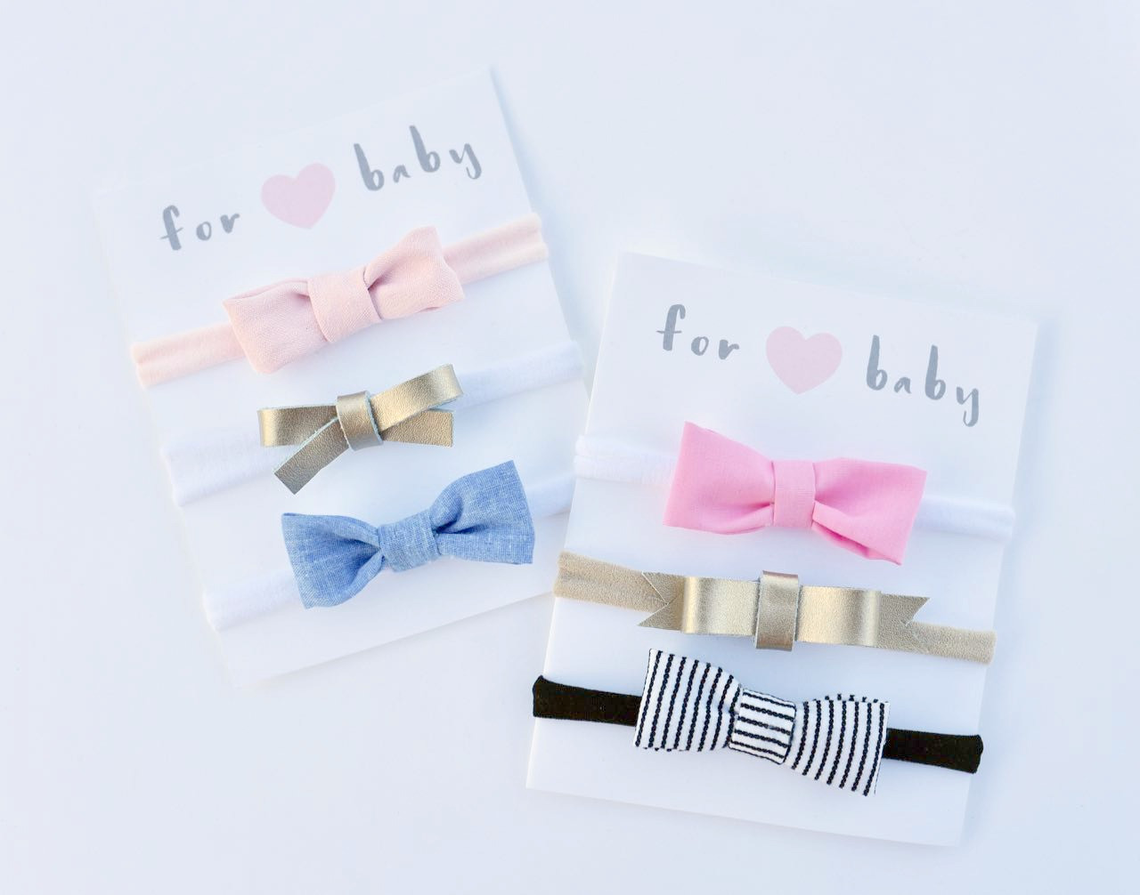 Best ideas about DIY Baby Hair Bows . Save or Pin Free Printable Hair Bow Cards for DIY Hair Bows and Now.
