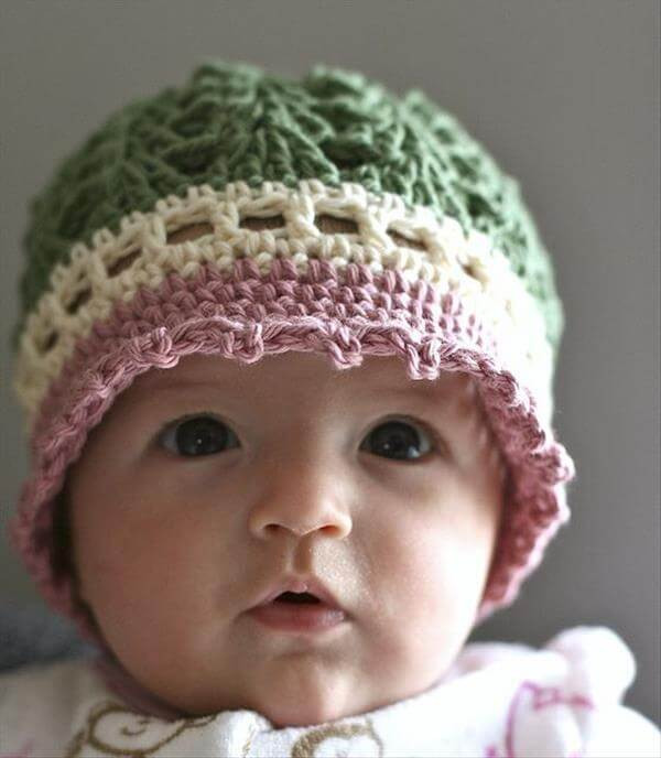 Best ideas about DIY Baby Hats . Save or Pin 10 DIY Cute Kids Crochet Hat Patterns Now.