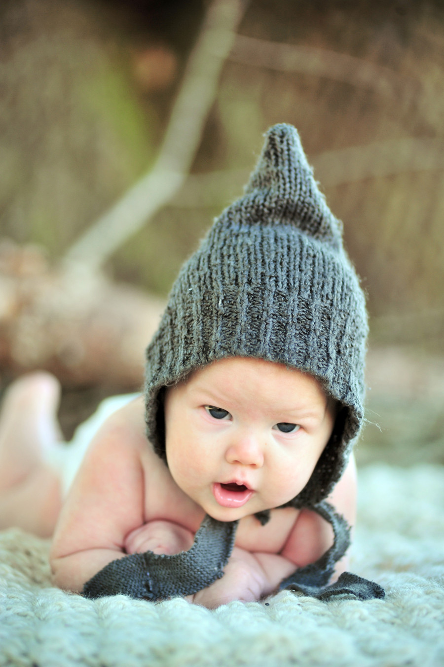 Best ideas about DIY Baby Hats . Save or Pin DIY Baby Pixie Hats from Old Sweaters – Domestic Geek Girl Now.