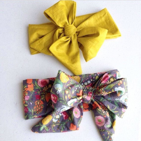 Best ideas about DIY Baby Head Wraps . Save or Pin Baby Head wrap Turban Headband headwrap Toddler Now.
