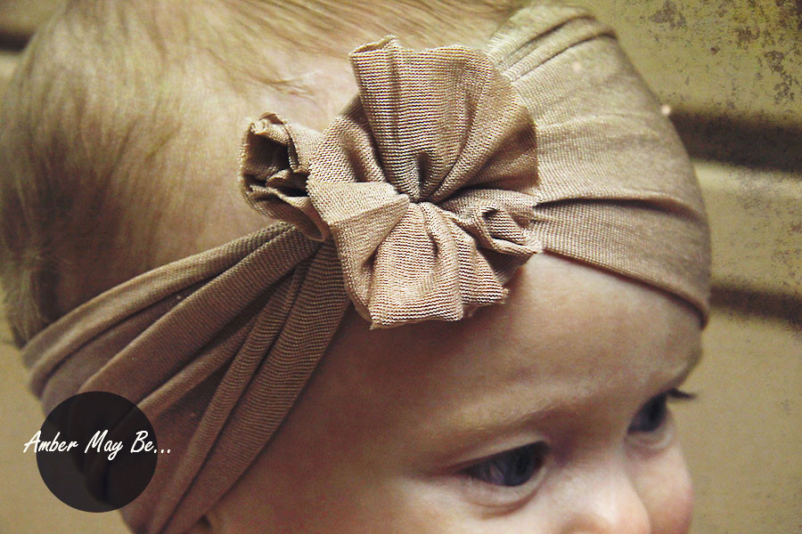 Best ideas about DIY Baby Headbands No Sew . Save or Pin We Lived Happily Ever After35 Baby Sewing Tutorials Now.