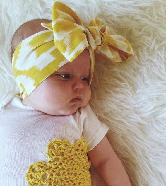 Best ideas about DIY Baby Headwrap . Save or Pin Baby Head Wraps Head Wraps Pinterest Now.
