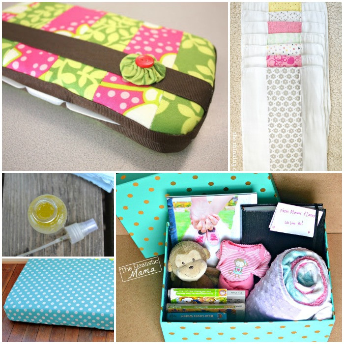 Best ideas about DIY Baby Ideas . Save or Pin 21 Adorable DIY Gifts for Baby Showers Now.