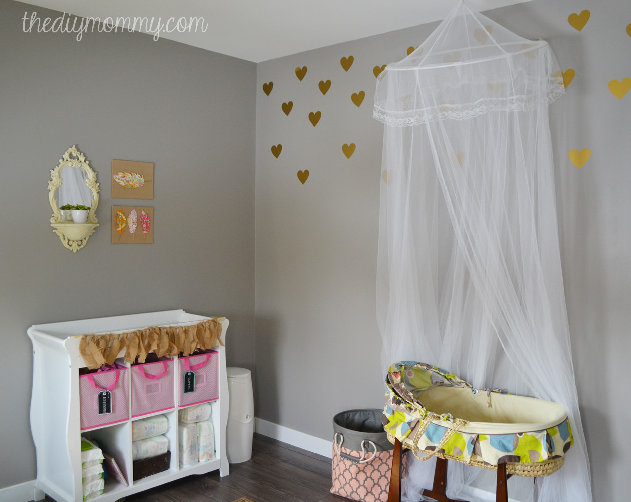 Best ideas about DIY Baby Nursery . Save or Pin Baby B's Soft Boho Nursery Now.